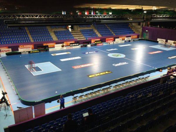 Saalsporthalle - Zurich