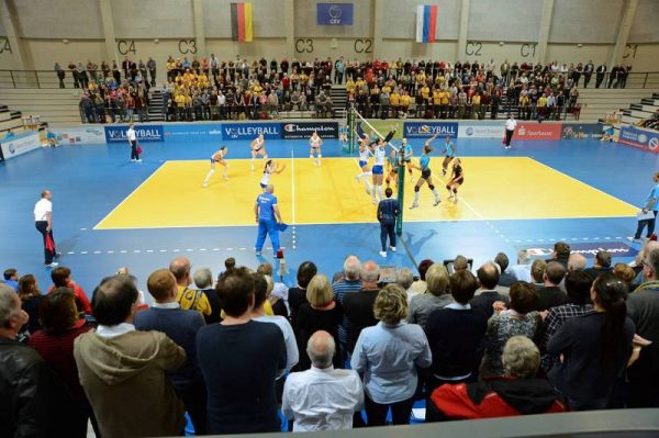 Schweriner SC Alemania