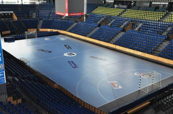 Arena Sparkassen - Kiel